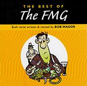 FMG - Poetry by Bob Magor - CD