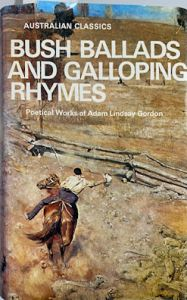 Bush Ballads and Galloping Rhymes - second hand