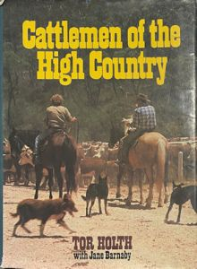 Cattlemen of the High Country - secondhand