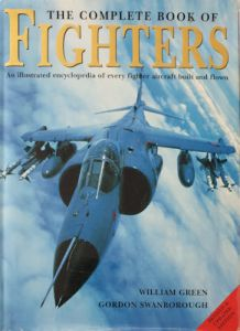 The Complete Book of Fighters - second hand