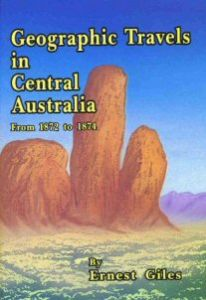 Geographic Travels in Central Australia