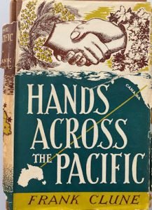 Hands Across the Pacific - secondhand