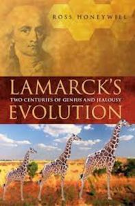 Lamarck's Evolution - Two Centuries of Genius and Jealousy - second hand