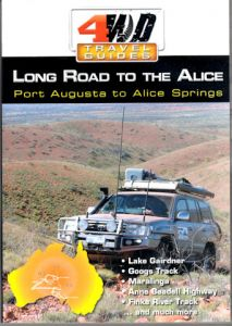 Long Road to Alice Springs