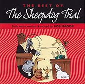 The Sheepdog Trial CD - Poetry by Bob Magor