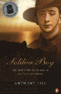 Soldier Boy - Anthony Hill