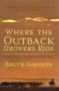 Where Outback Drovers Ride - second hand