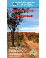 Simpson Desert Digital Map  -  FREE - Click for details