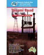 Tanami Road Digital Map