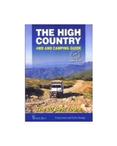 High Country, 4WD Tracks & Camping - 2nd Edition