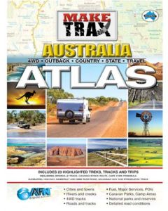 Make Trax Australia Atlas