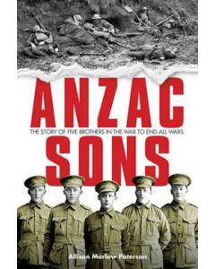 Anzac Sons - Alison Marlow Paterson