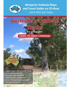 Australia's Outback Tracks - on DVD.