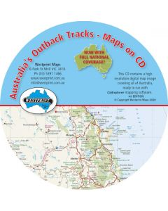 Australia's Outback Tracks 4th Edition Digital Download