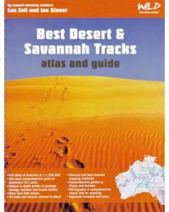 Best Desert & Savannah Tracks Atlas and Guide