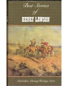Best Stories of Henry Lawson - second hand