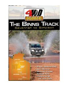 The Binns Track - Savannah to Simpson - DVD