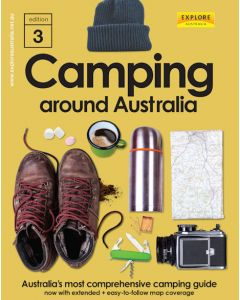 Camping Around Australia - 3rd edition