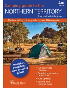Camping Guide Northern Territory - 4th Edition