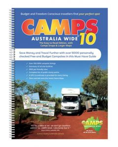 Camps Australia Wide 10 Mega Edition