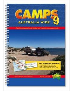 Camps Australia Wide 9 Mega Edition