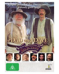 Dad and Dave - DVD