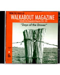 Days of the Drover - CD