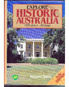 Explore Historic Australia - second hand