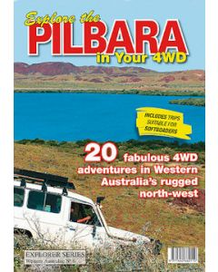 Explore the Pilbara in your 4WD