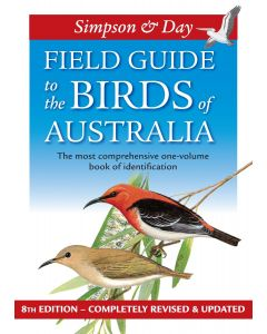 Field Guide to Birds of Australia - Simpson & Day