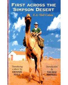 First Across the Simpson Desert
