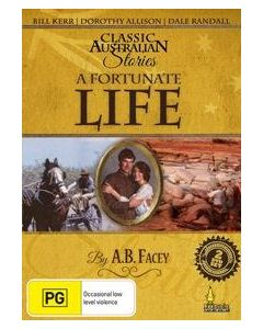 A Fortunate Life - DVD 2 Disc set