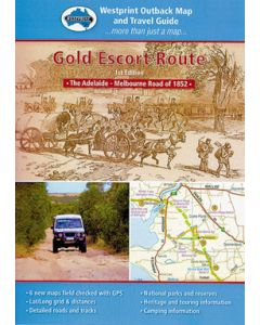 Gold Escort Route Digital Map