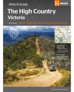 High Country Victoria Atlas & Guide 3rd edition