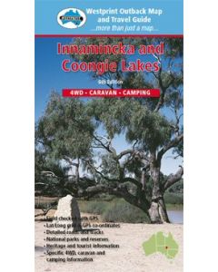 Innamincka & Coongie Lakes Digital Map