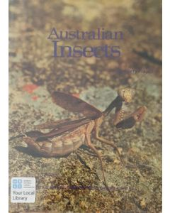 Australian Insects - second hand