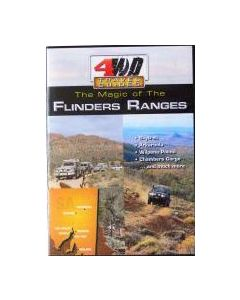 The Magic of the Flinders Ranges - DVD