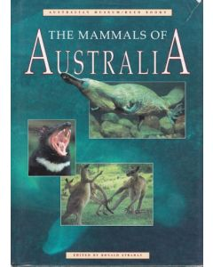 The Mammals of Australia - second hand