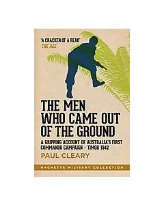Men Who Came Out of the Ground