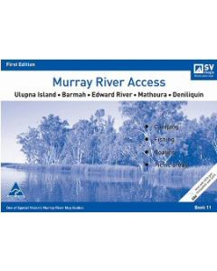 Murray River Access - Ulupna Island, Barmah, Edward River, Mathoura, Deniliquin