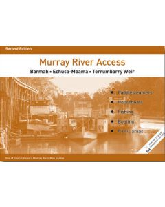 Murray River Access - Barmah, Echuca-Moama, Torrumbarry Weir