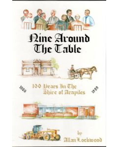 Nine Around the Table - second hand