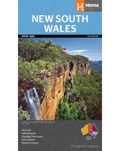 New South Wales State- Large -Hema