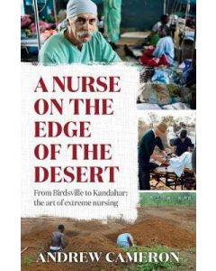 A Nurse On The Edge Of The Desert