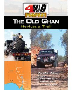 The Old Ghan - DVD