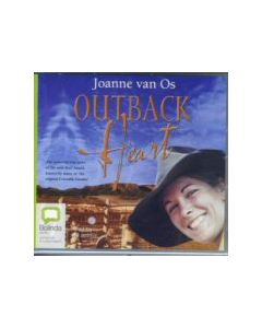 Outback Heart - CD - Read by the author, this is the Rod Ansell Story