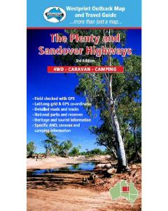 Plenty & Sandover Highways Digital Map