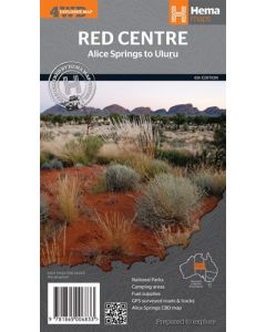 The Red Centre - Hema