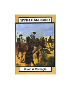 Spinifex & Sand - David W. Carnegie