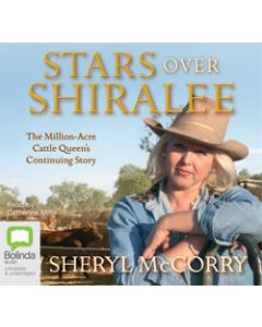 Stars over Shiralee -CD